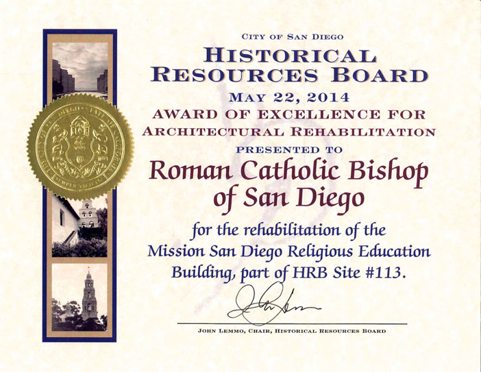 HistoricalPreservationAward