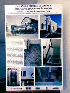 Mission San Diego De Alcal 225 Receives Historic Preservation