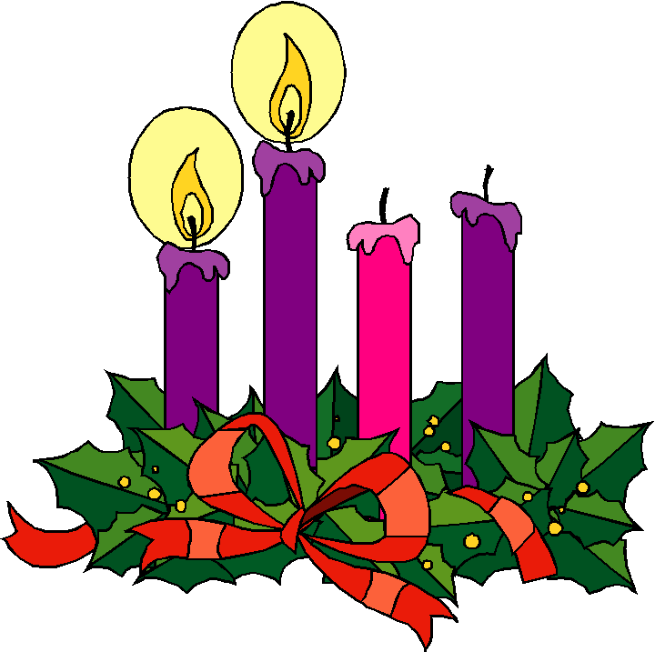 Image result for second sunday of advent candle