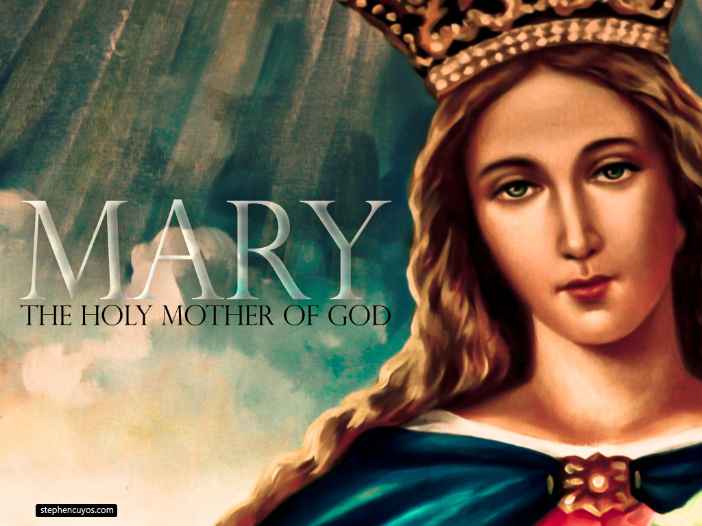 The Solemnity of Mary, the Mother of God - January 1, 2015 - New ...