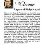 Raymond Philip Napuli profile