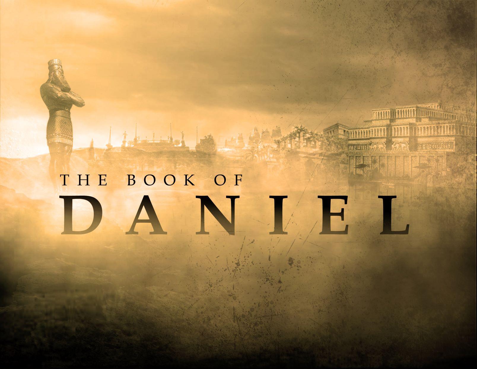 Bible Study with Virginia McCarron exploring the Book of Daniel